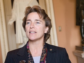 Sen. Blanche Lincoln (D-Ark) will become the new chair of the Senate Committee on Agriculture, Nutrition, and Forestry